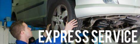Toyota express Service in Moline, IL