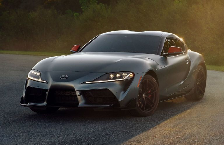 2018 Toyota Supra Exterior Driver Side Front Angle