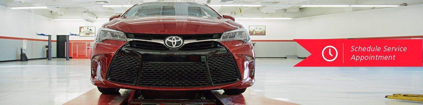 Toyota Camry Exterior Front Fascia Grille Schedule Service Appointment