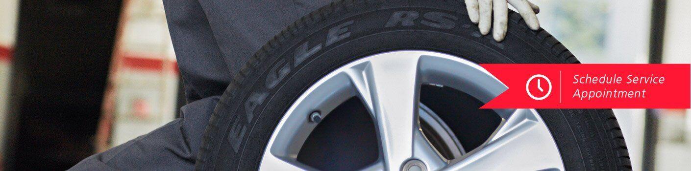 Tire Service in Moline, Il