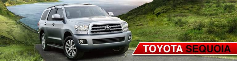You May Also Like the 2017 Toyota Sequoia Exterior