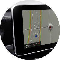 2016 Mercedes-AMG C63 COMAND infotainment system