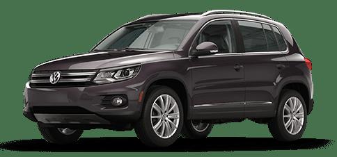 Volkswagen Tiguan vs Nissan Rogue