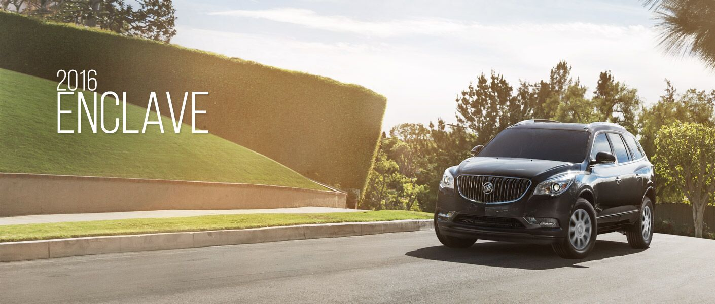 buick enclave concpet concept united cars