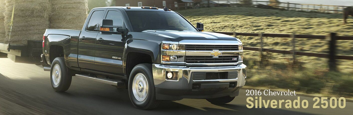 2016 Chevy Silverado 2500HD Winnipeg MB