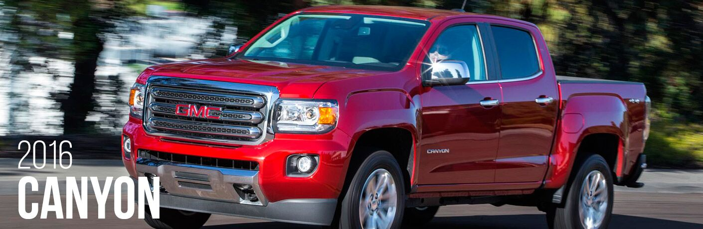 2016 GMC Canyon Winnipeg MB