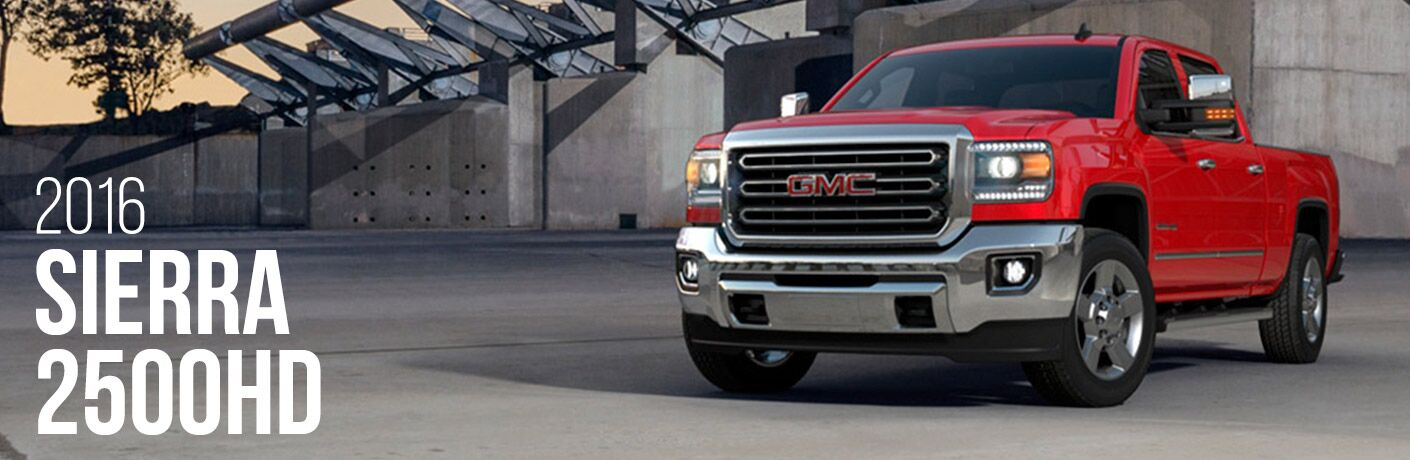 2016 GMC Sierra 2500HD Winnipeg MB