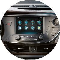 2016 Buick Envision IntelliLink system
