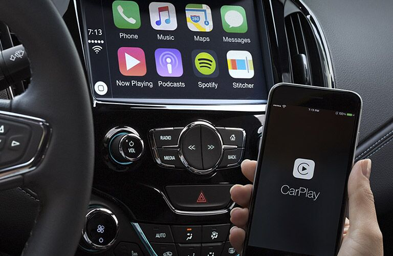 2017 Chevy Cruze Hatch with Apple CarPlay connectivity winnipeg, mb