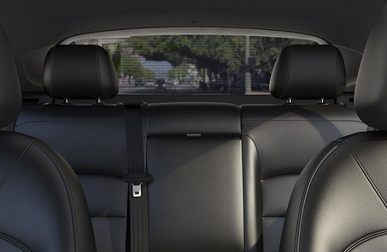 rear seats of the 2017 Chevy Cruze Hatch Winnipeg, mb