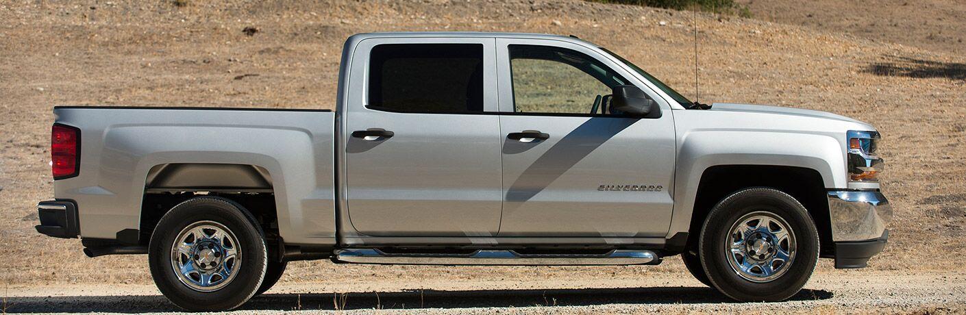 2017 Chevrolet Silverado 1500 True North Edition Winnipeg MB