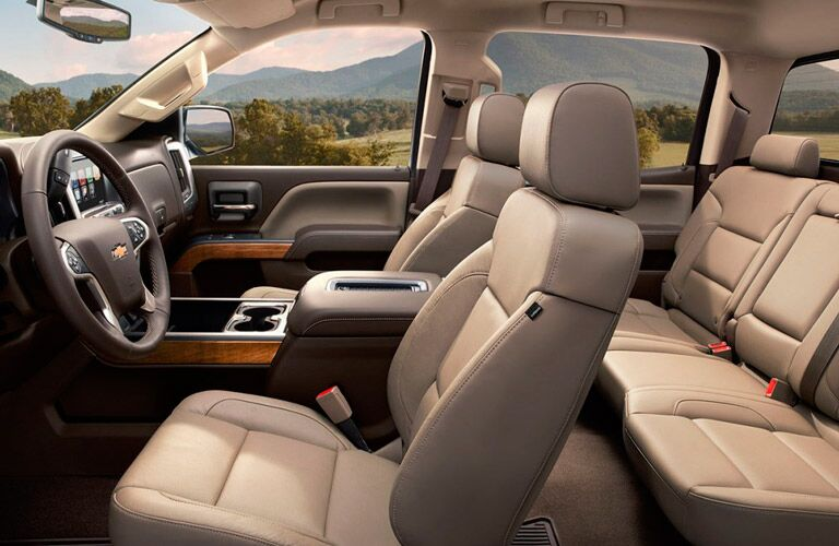2017 Chevrolet Silverado 1500 comfortable seating Winnipeg, MB