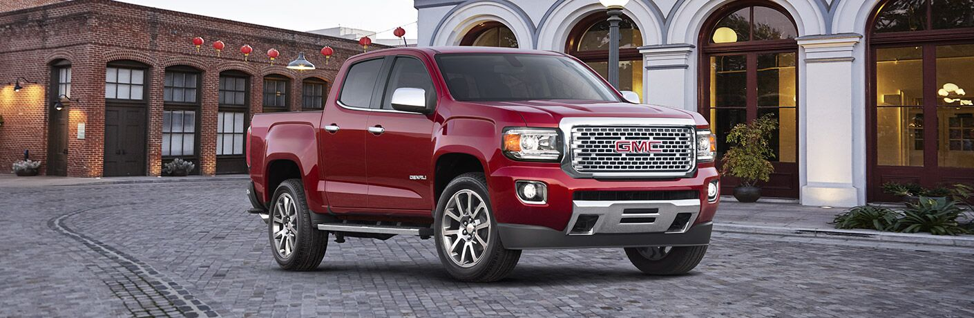 2017 GMC Canyon Winnipeg MB