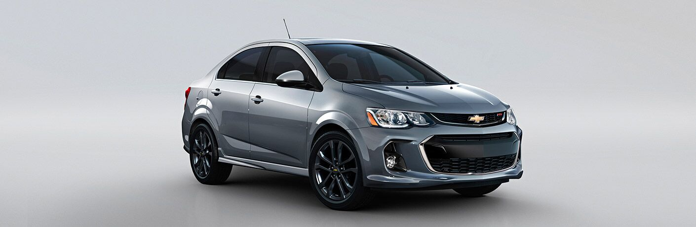 2017 Chevy Sonic Winnipeg MB
