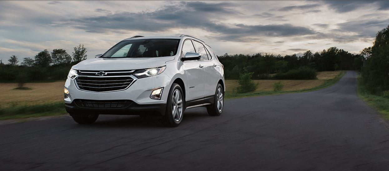New Equinox for sale near Winnipeg, MB