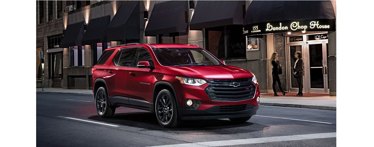 2019 Chevrolet Traverse near Winnipeg, MB