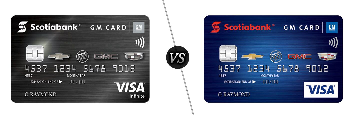 GM Visa Card Winnipeg MB