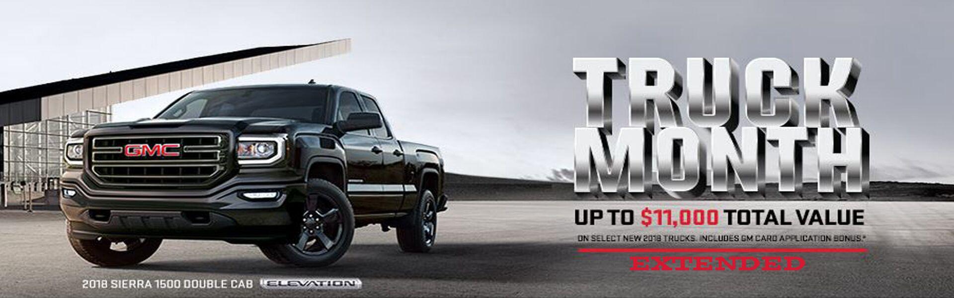 truck month near winnipeg, mb