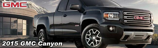 2015 GMC Canyon Craig Dunn Motor City model information