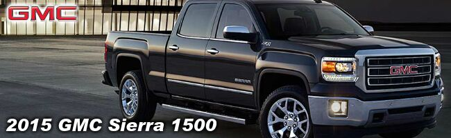 2015 GMC Sierra 1500 model information Craig Dunn Motor City Winnipeg MB