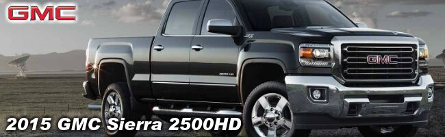 2015 GMC Sierra 2500 model information Craig Dunn Motor City Winnipeg MB Canada