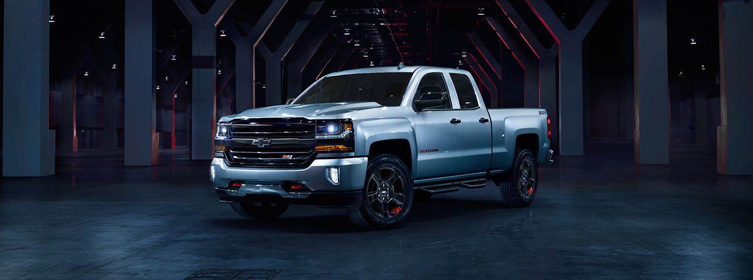 2017 Silverado Redline Edition on chevrolet midnight edition
