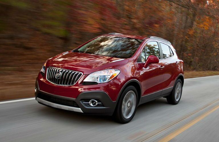 Buick Encore model research and reviews