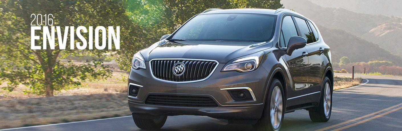 2016 Buick Envision Bozeman, MT