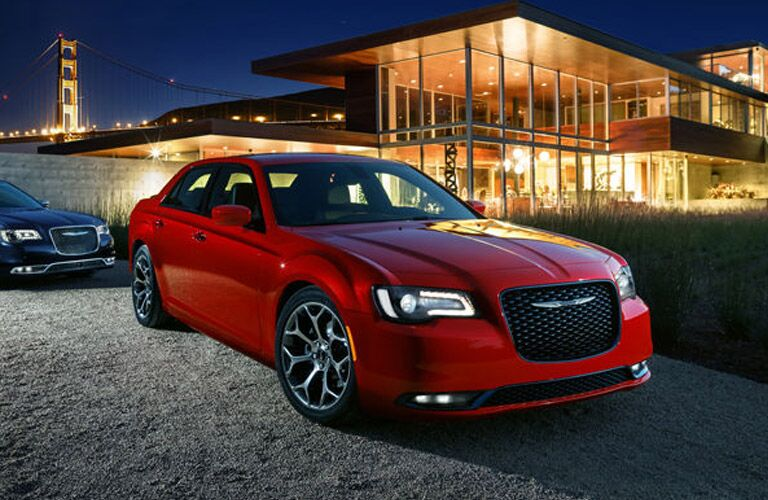 Chrysler 300 model research and reviews