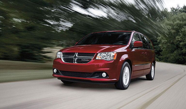 Dodge Grand Caravan model research and reviews