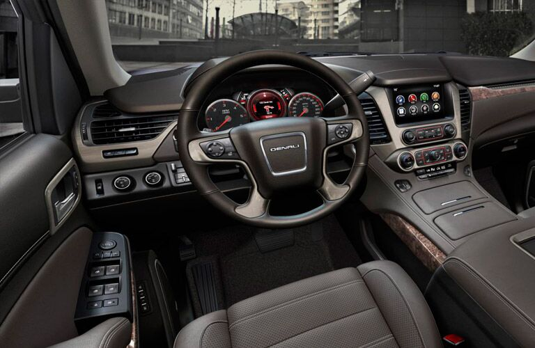 2016 GMC Yukon Power, Capability and Features