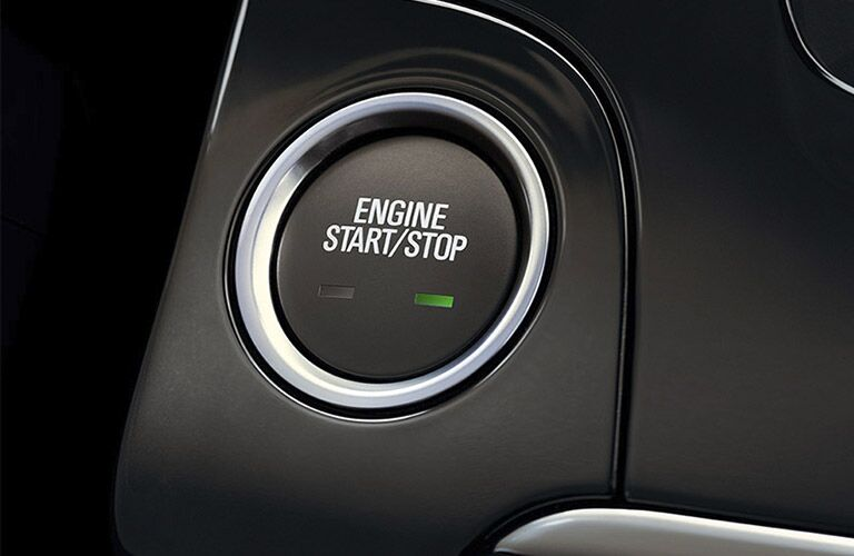 2017 Buick Encore push-button start