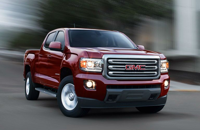 GMC Canyon model research and model info
