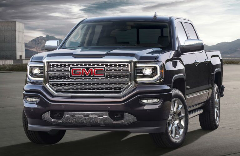 GMC Sierra 1500 Denali research and info