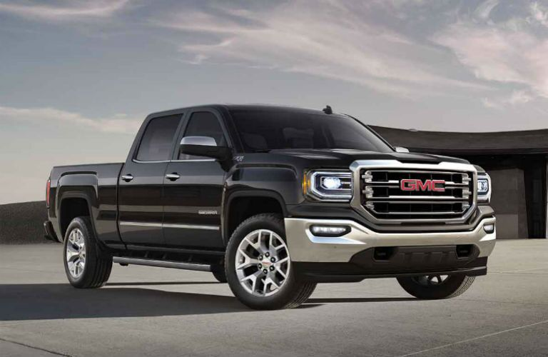 GMC Sierra 1500 model research