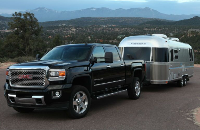 GMC Sierra 2500HD Denali research and reviews