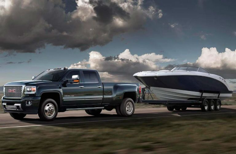 GMC Sierra 3500HD Denali research and reviews