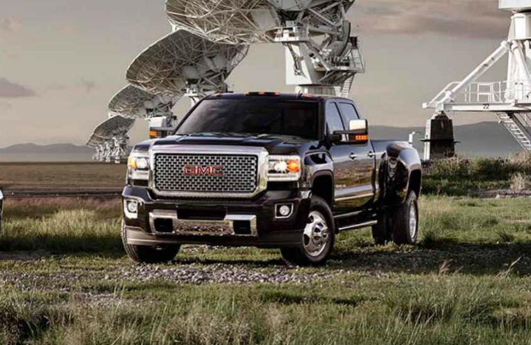 GMC Sierra 3500HD research and price