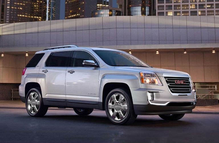 GMC Terrain model review and research