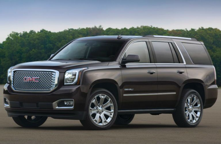 GMC Yukon Denali reviews and model research