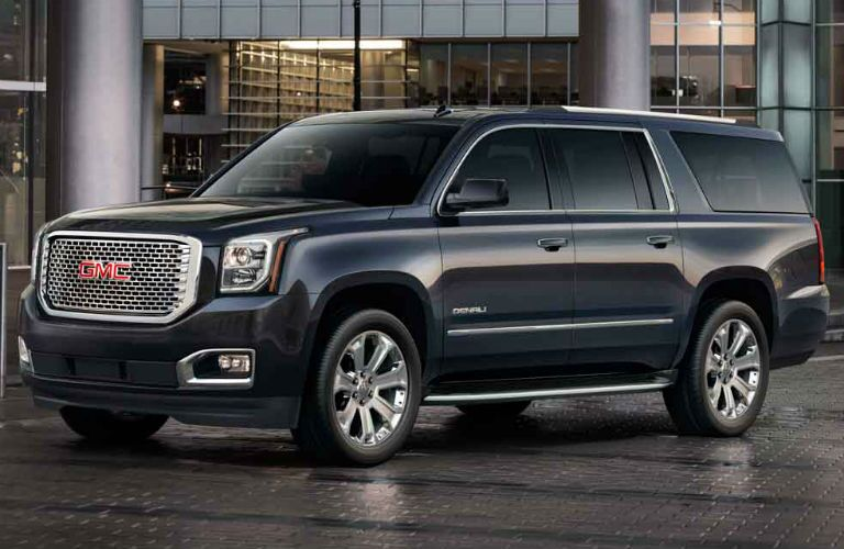 GMC Yukon XL Denali research and model review