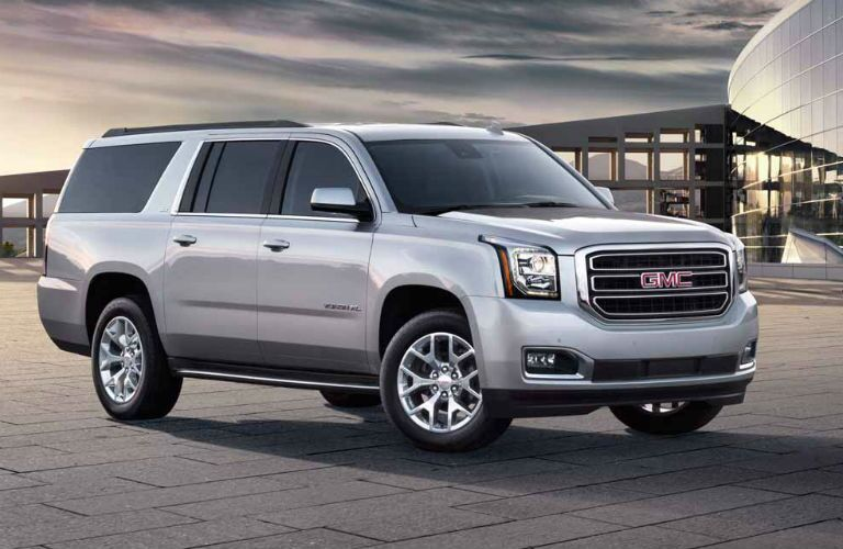 GMC Yukon XL model research and reviews