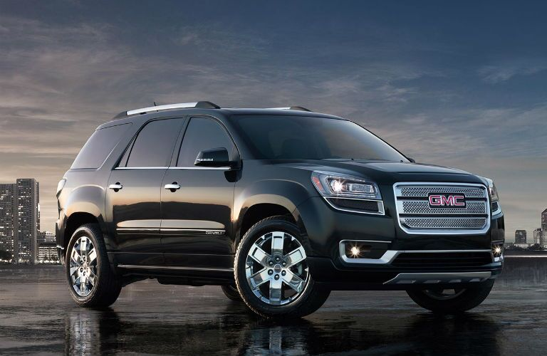 GMC Acacdia Denali model research and info