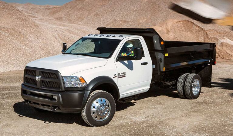 Ram Chassis Cab model review and info