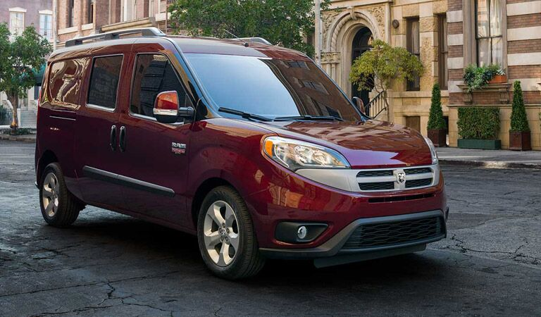 Ram ProMaster City model research and review