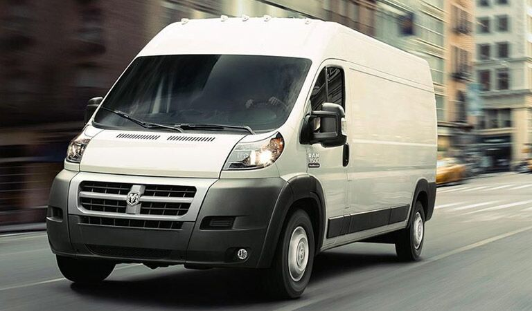 Ram ProMaster model research and review