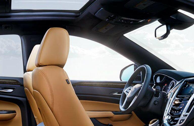 2015 Cadillac SRX Alexandria MN interior
