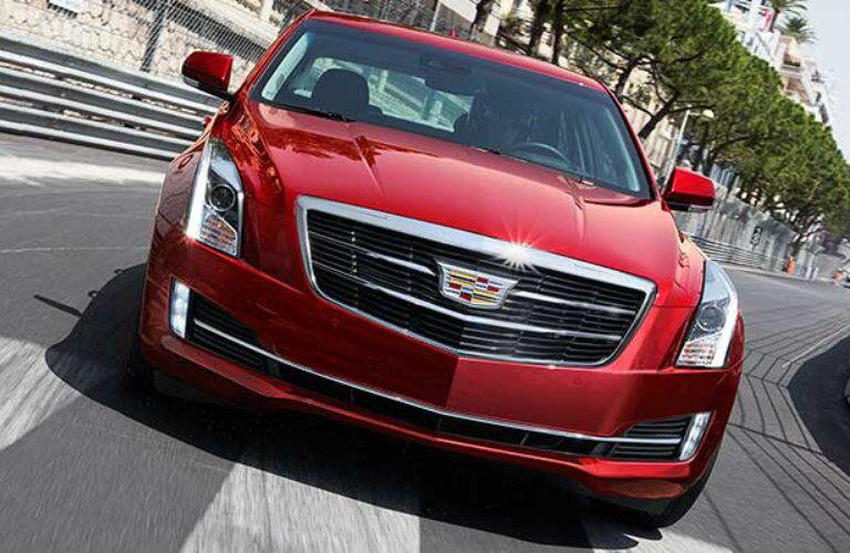 2015 Cadillac ATS Sedan Alexandria MN front exterior