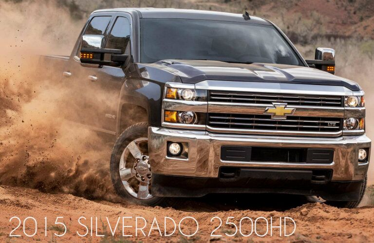 2015 Chevy Silverado Alexandria MN off road capabilities