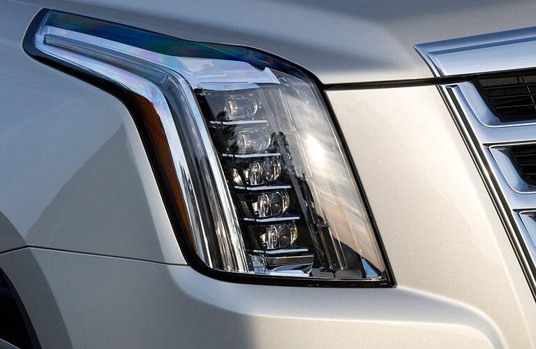 2016 Cadillac Escalade headlamp